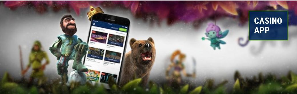 Betathome casino app